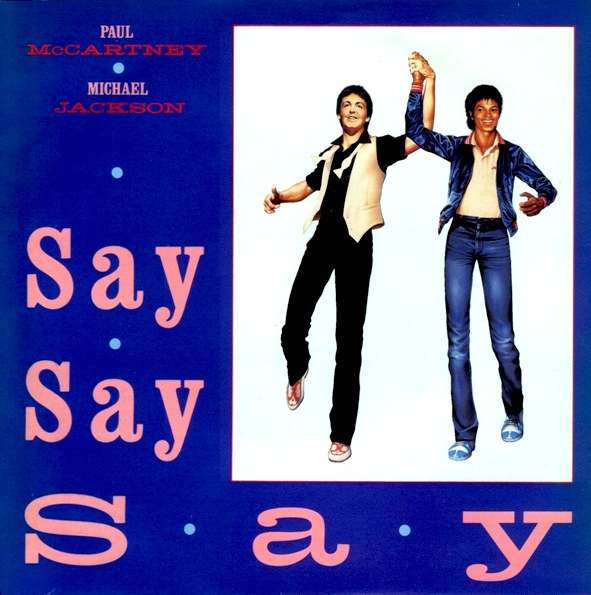 Michael Jackson and Paul McCartney - Say Say Say